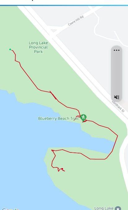 Long Lake Treasure Hunt #1 (Hanging Out)
