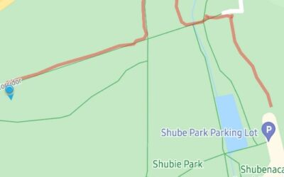 Shubie Treasure Hunt #3 (Cool the Fire of Anger with Peace )