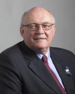 Dr. Robert Strang receives first Peace Halifax Ambassador of Peace Award