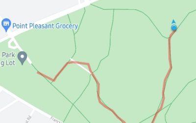 Point Pleasant Treasure Hunt #1 (Sweet Spot)
